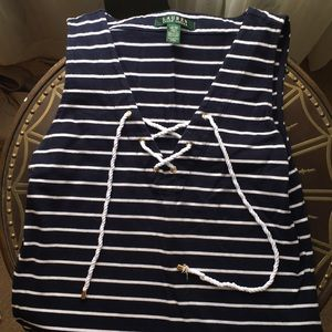 Nautical Ralph Lauren Dress
